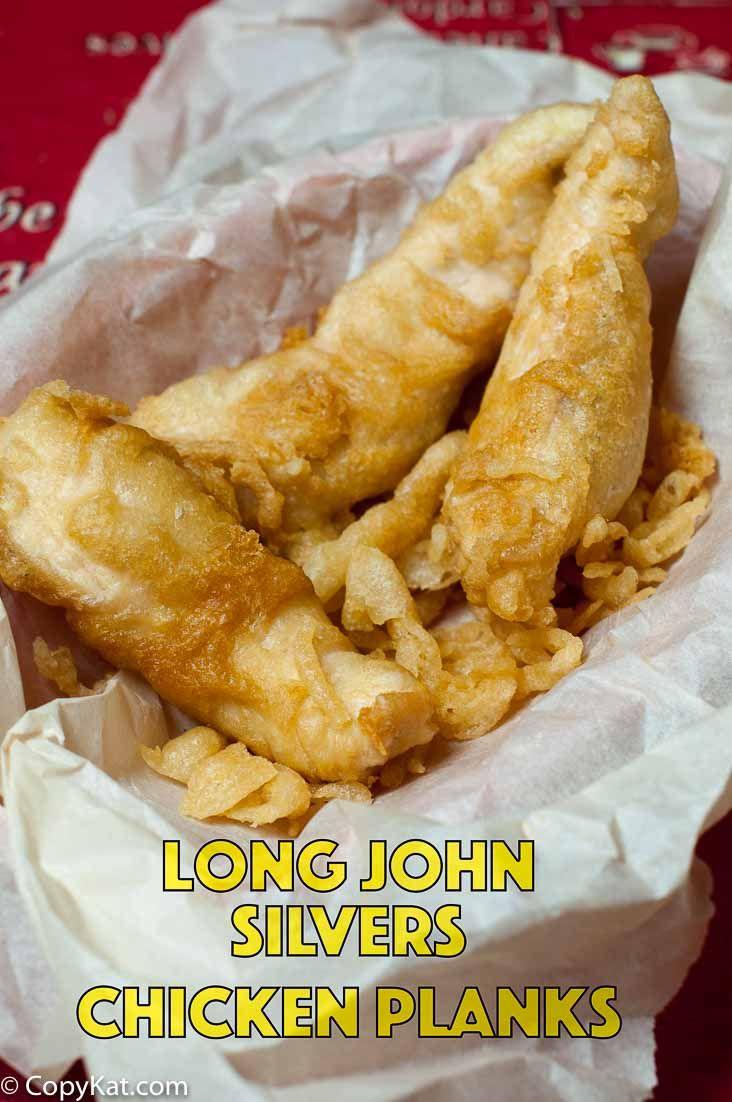 Long John Silvers Chicken Planks Copykat Recipes Recipe Copykat Recipes Recipes Fish Coating Recipe