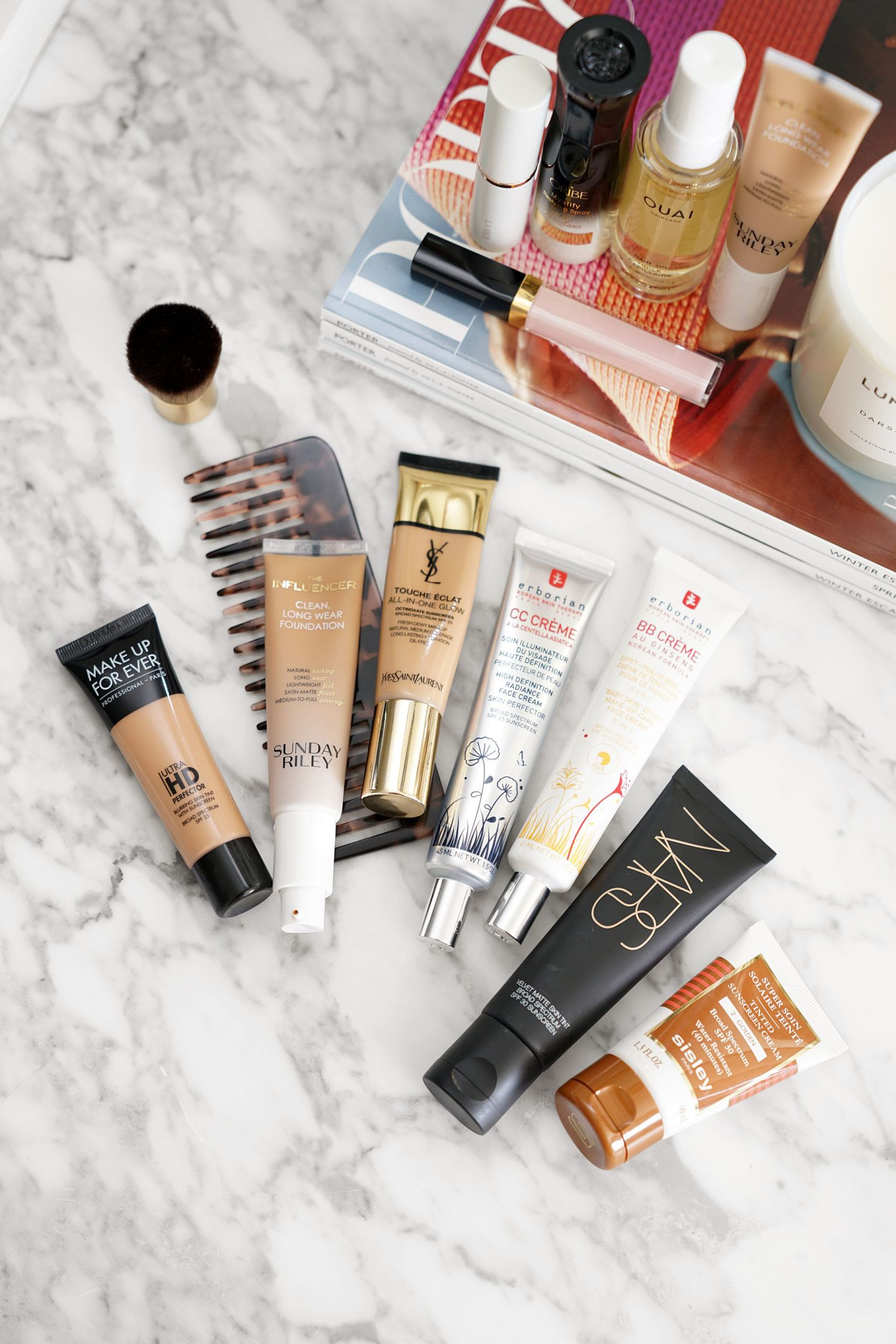 Natural Looking Foundations Make Up For Ever Ultra HD