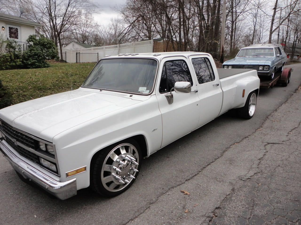 denis 39 dually 454 1988 trucks pinterest chevy cars and dually trucks. Black Bedroom Furniture Sets. Home Design Ideas