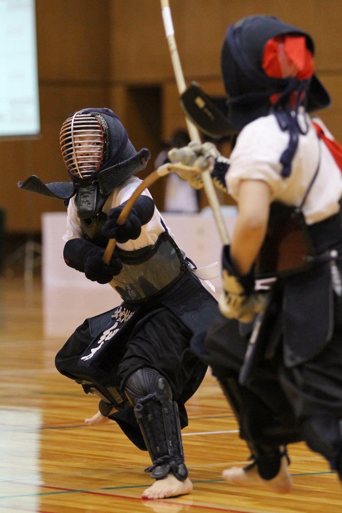 Attack martial arts women kendo martial arts