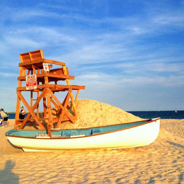 Ocean Beach Fire Island: Beach In Babylon, NY I Still Went Over To The Ocean