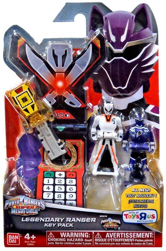 Power Rangers Super Megaforce Legendary Ranger Key Pack Exclusive Roleplay Toy Jungle Fury Power Rangers Super Megaforce Power Rangers Jungle Fury Power Rangers