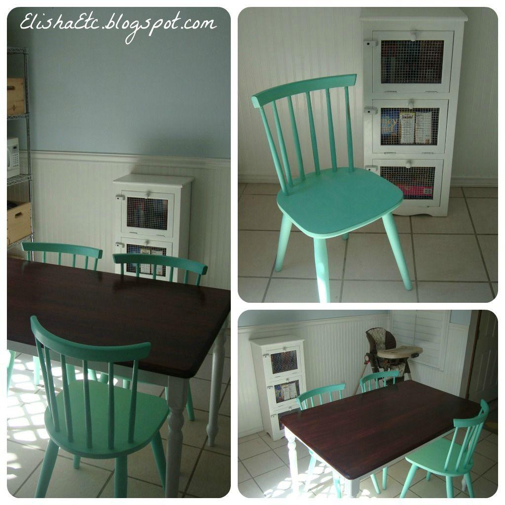 chalk paint rust oleum - Google Search | Furniture | Pinterest