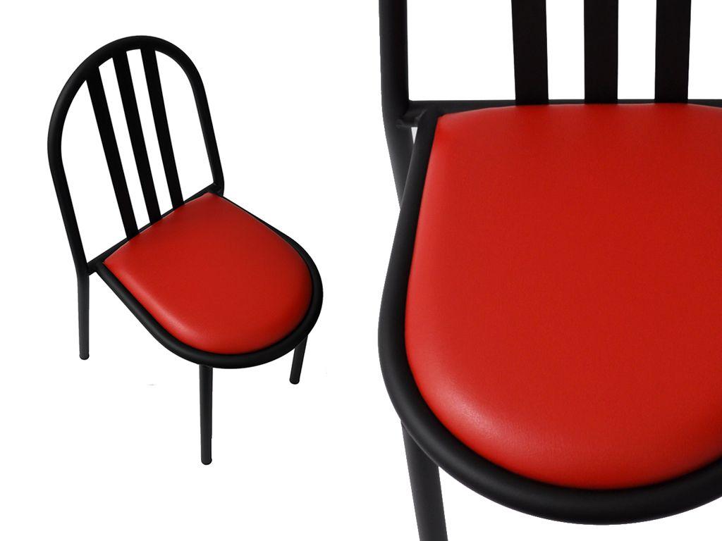 Albatros Sedie ~ Mallet stevens sedia in metallo cromato sedia con design d