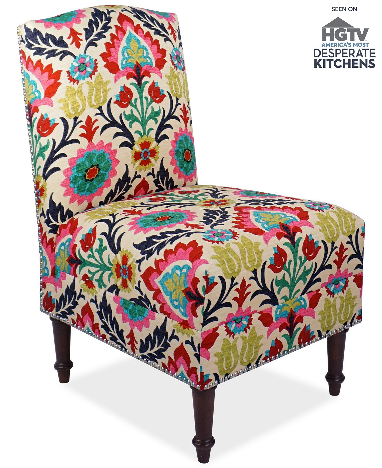 Best A Bright Accent Chair Is A Great Way To Add Excitement To 400 x 300
