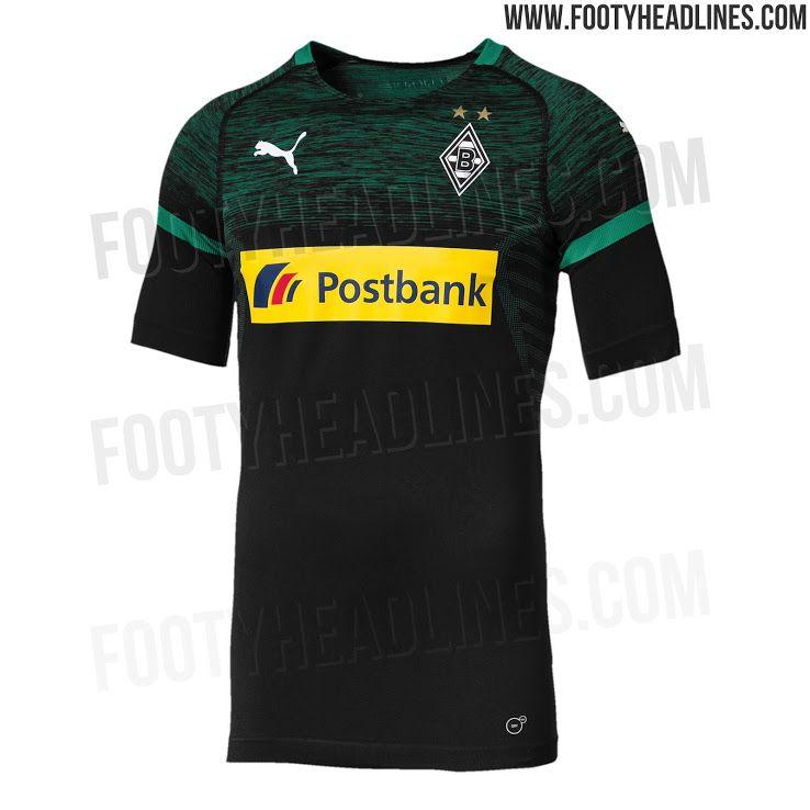 5e609d171 Puma Borussia Mönchengladbach 18-19 Home