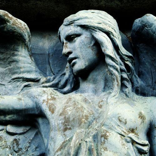 Angels. | * A N G E L S * | Pinterest | Angel, Angel statues and ...