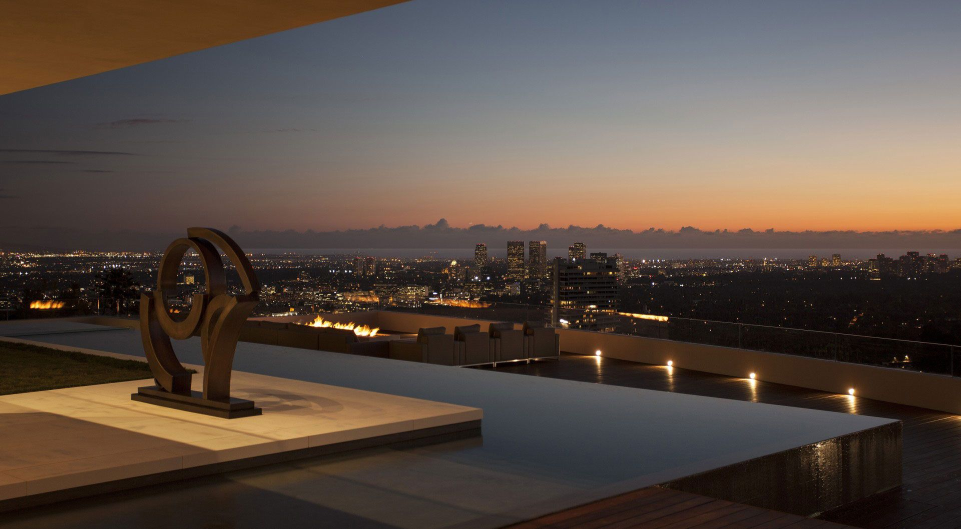 Sunset Strip Is A Project Located In California Usa And