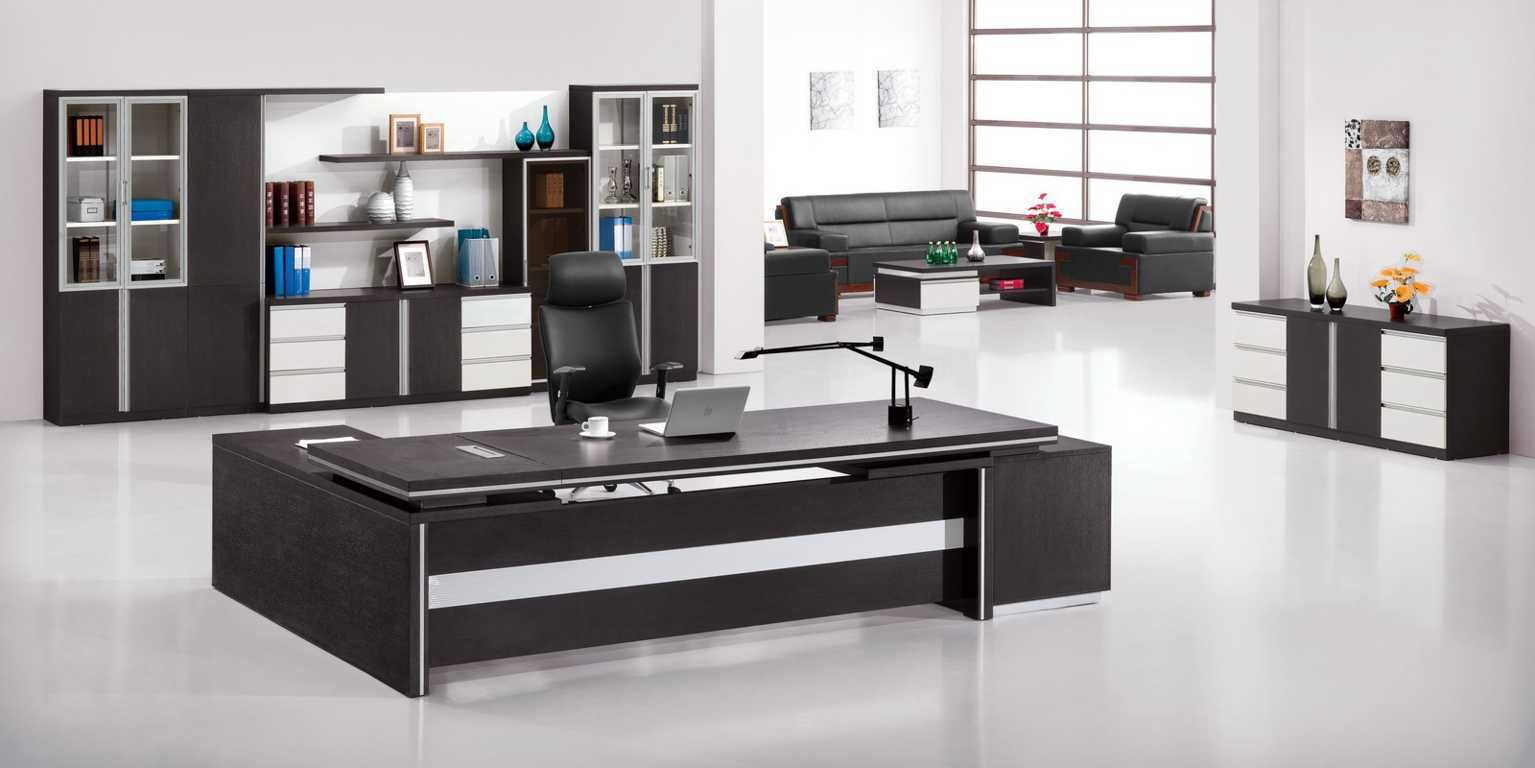 70 Stunning Executive Office Furniture Designs And Layouts