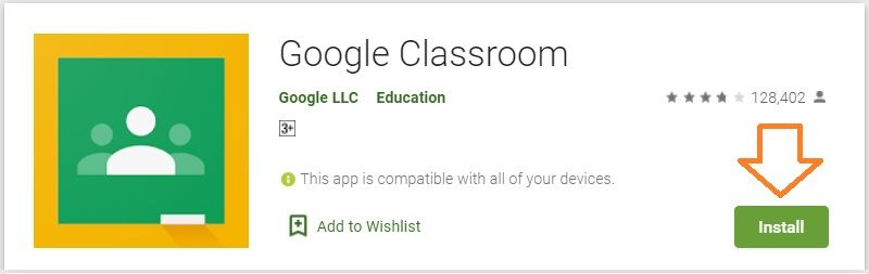 Google Classroom For Pc Download On Windows Mac Google Classroom Google Classroom App Google Classroom Download