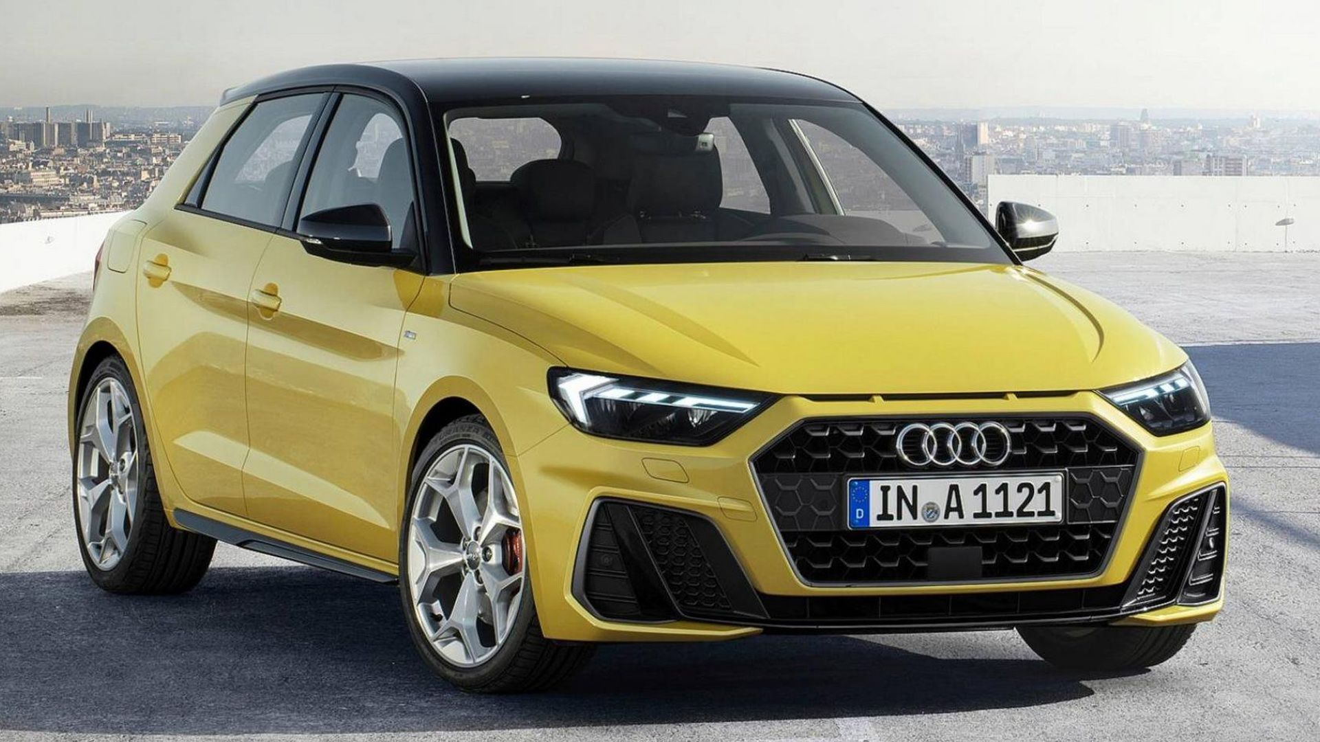 In 2010, a brandnew Audi model line made its debut in the