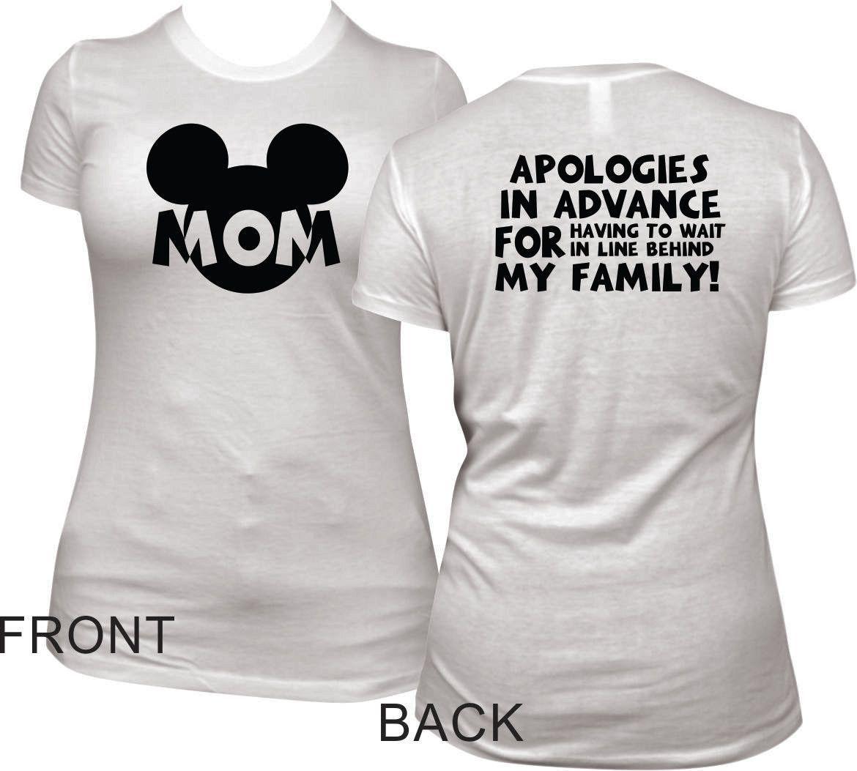 2b8cbfbd7 Disney Family Shirt Ideas Bcd Tofu House