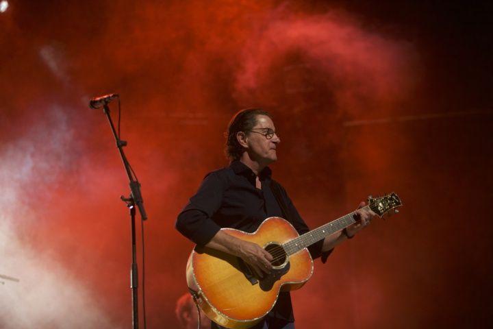 Francis Cabrel en concert, l'indémodable