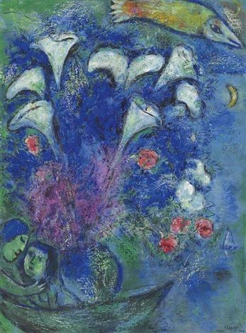 View Past Auction Results For Marcchagall On Artnet Marc Chagall