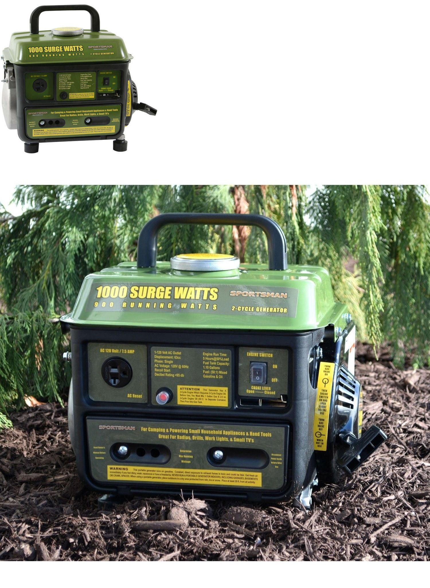 generators and heaters 16039 camping portable generator gas to