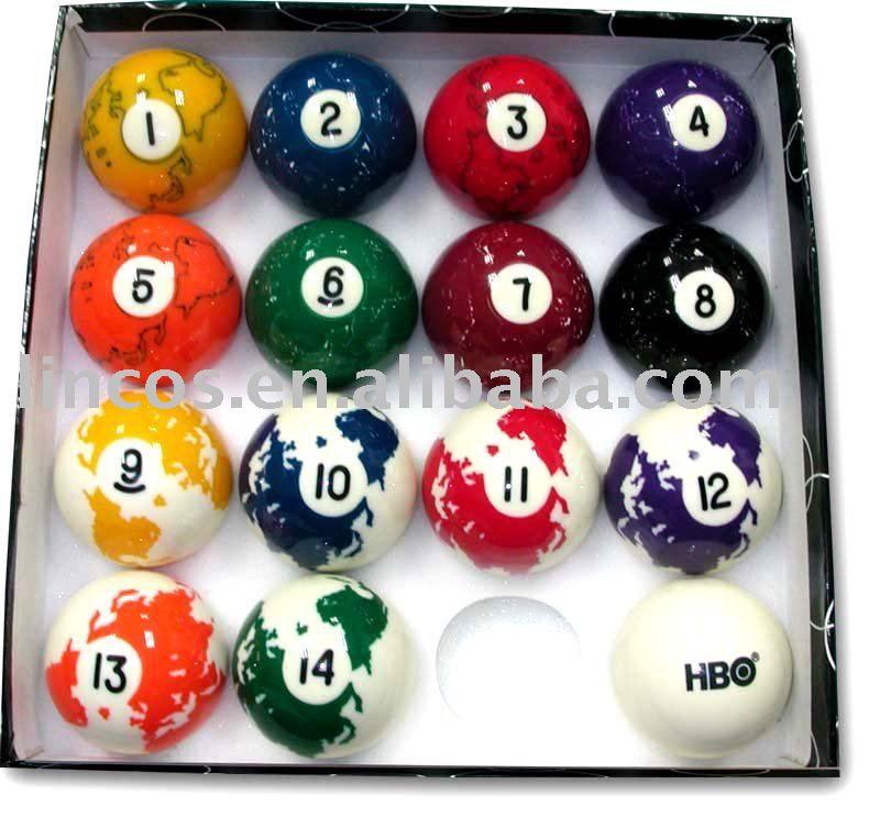 Custom Made Pool Balls Custom Made Pool Balls Customer