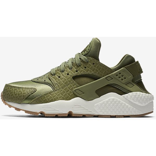 san francisco 985cd 90451 Nike Air Huarache Premium Women s Shoe. Nike.com ( 120) ❤ liked on Polyvore  featuring shoes, nike footwear, nike and nike shoes