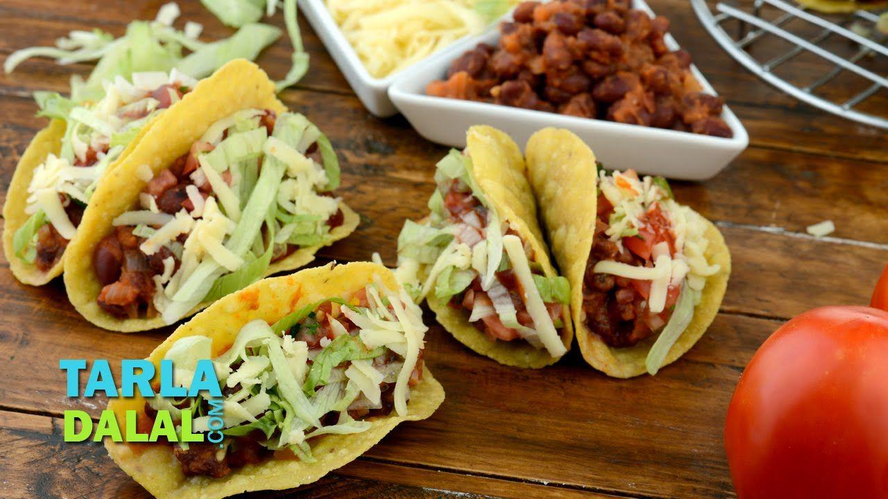 Tacos veg mexican bean tacos recipe by tarla dalal sitio de tacos veg mexican bean tacos recipe by tarla dalal forumfinder Choice Image