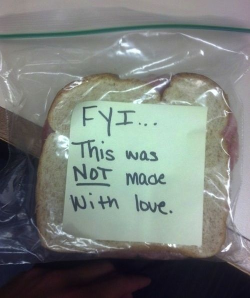 Whoever Packed This Peanut Butter And Jelly Sandwich Funny Humor Haha Funny