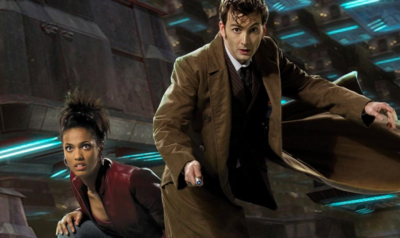 "Russell T Davies Reveals ""Gridlock"" Is His Favourite David"
