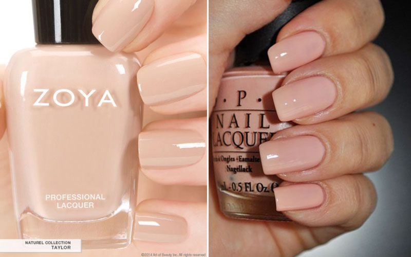 neutral nails zoya opi | Mirror, Mirror {Hair, Beauty, Jewelry ...