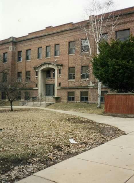Former Batavia High School And Later Jr High School House Styles Batavia Mansions