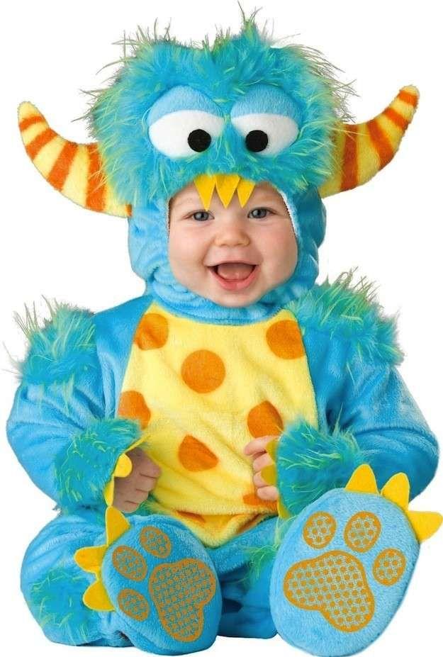 Disfraces de Halloween para bebés fotos de los disfraces (12 40