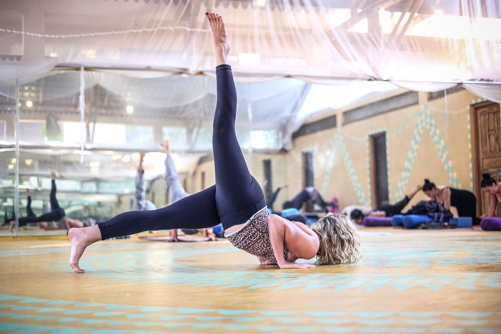 Rachael Fallon Yoga teacher, Yoga, Teacher