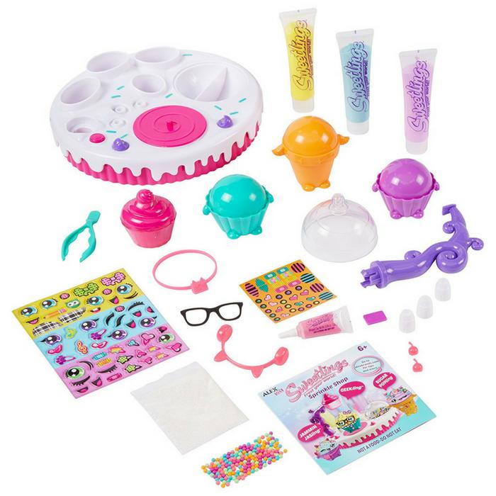 Alex Diy Sweetlings Sprinkle Shop Just 29 96 Plus Free Shipping Http Feeds Feedblitz Com 494482364 0 Grocerysh Art Kits For Kids Alex Toys Craft Kits