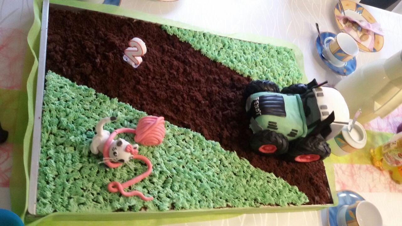 Traktor Kuchen zum Geburtstag  Traktor in 2019  Kuchen