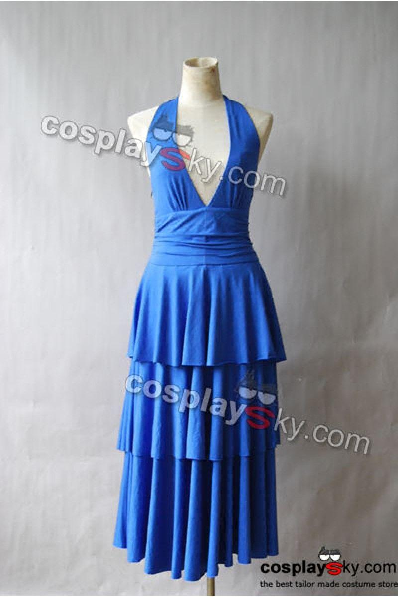Twilight Bella Swan Blue Prom Dress Costume Tailor Made Cosplaysky Com Dresses Formal Dresses For Weddings Costume Dress [ 1200 x 800 Pixel ]