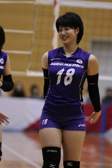 japanese volleyball women player sexy pinterest