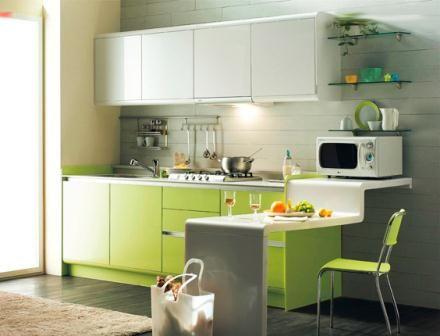 Key Lime Kitchen  Living With Lime  Pinterest  Green Kitchen Prepossessing Designer Kitchen Colors Design Ideas