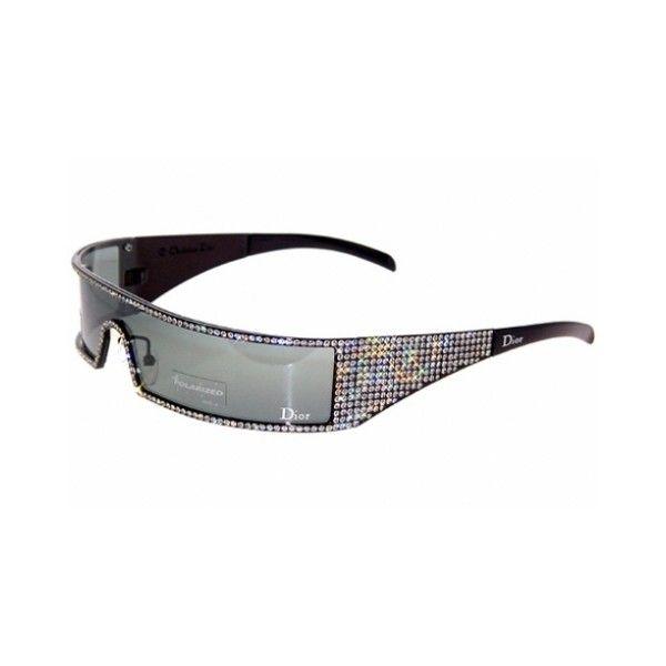 fa3e790fba Christian Dior PUNK Sunglasses ( 661) ❤ liked on Polyvore featuring  accessories