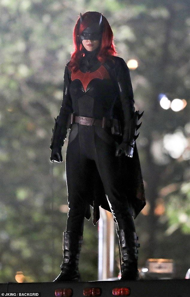Ruby Rose shoots new Batwoman scenes in Vancouver after health scare