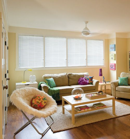 Levolor 2 Faux Wood Blinds Faux Wood Blinds Wood Blinds Living Room Inspiration