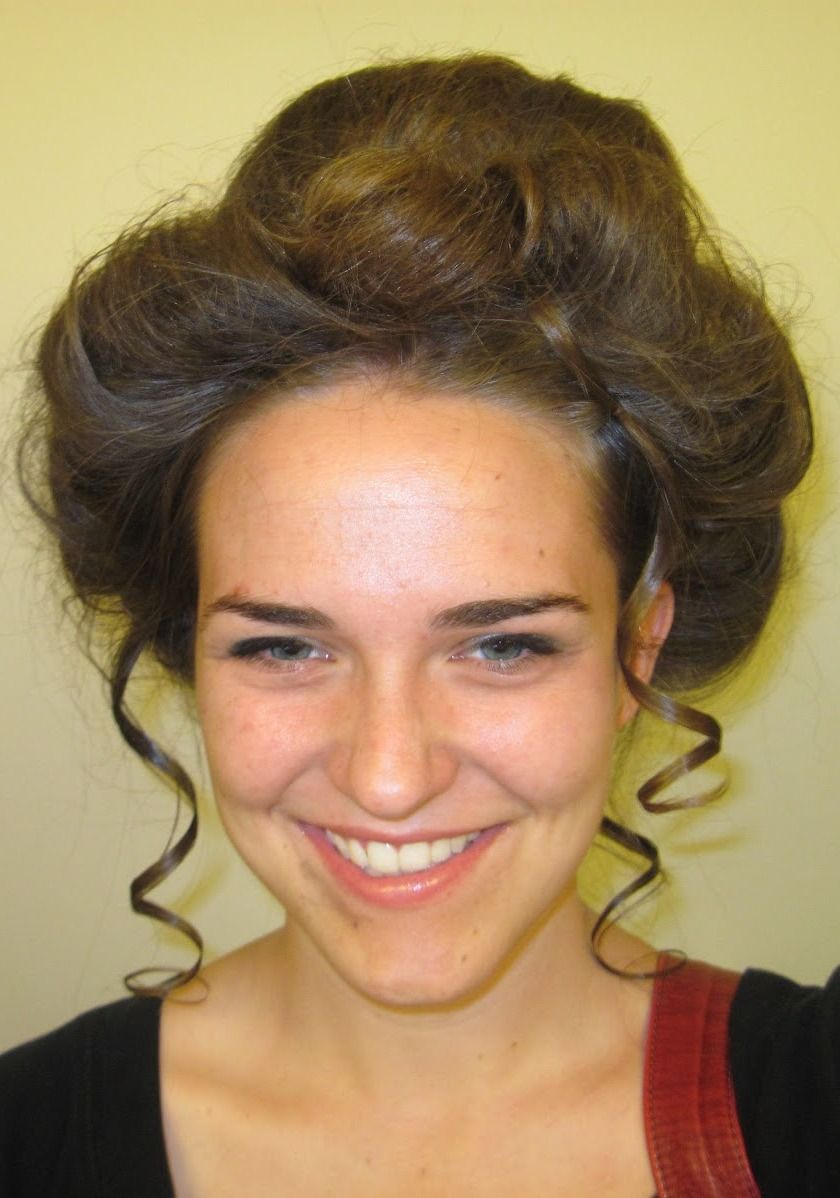 gibson girl hairstyles tutorials and ideas … | Gibson girl hair, Vintage hairstyles, Edwardian ...