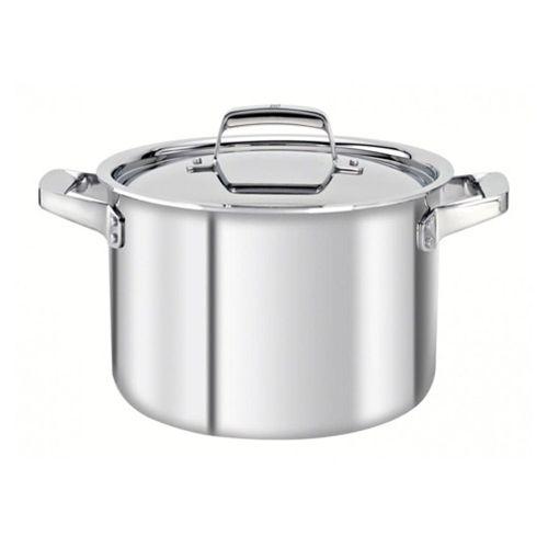 ZWILLING® JA Henckels TruClad Stock Pot w/lid 8Qt/7.5L