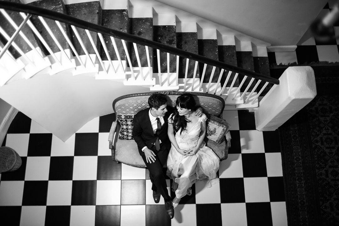 1920s inspired wedding at north cadbury court somerset
