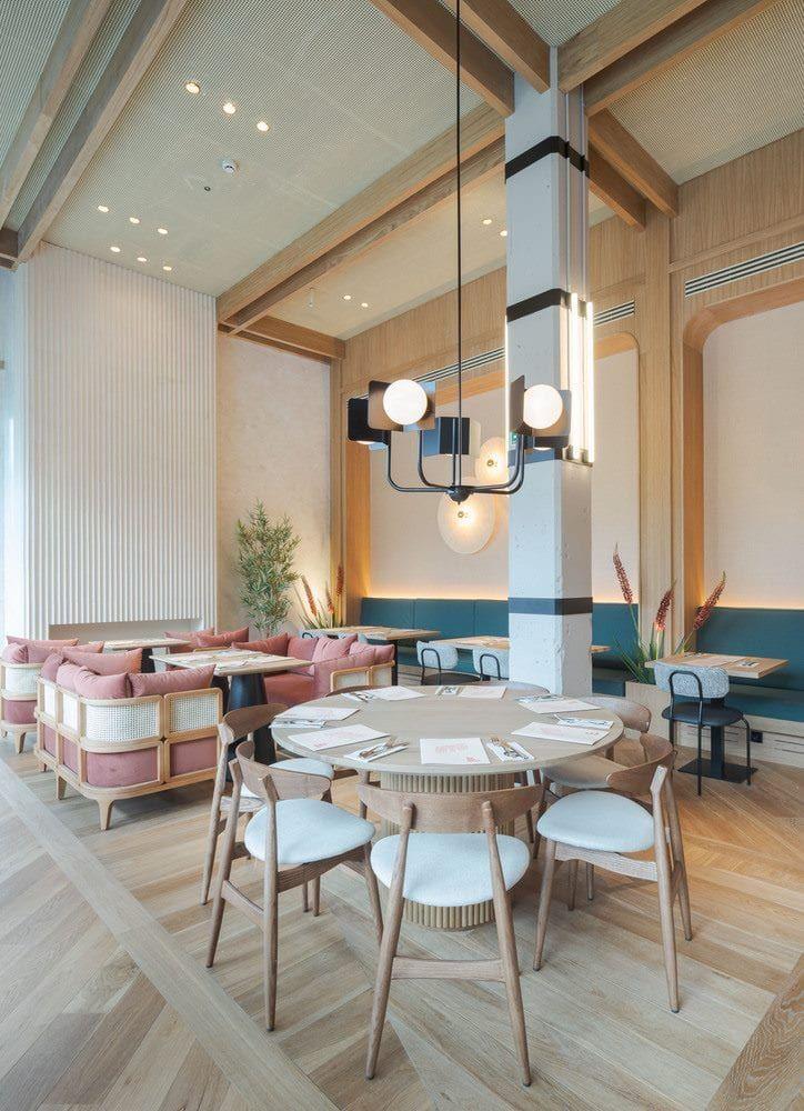 Castro Wood Flooring Brings Sophistication To Urban Spaces