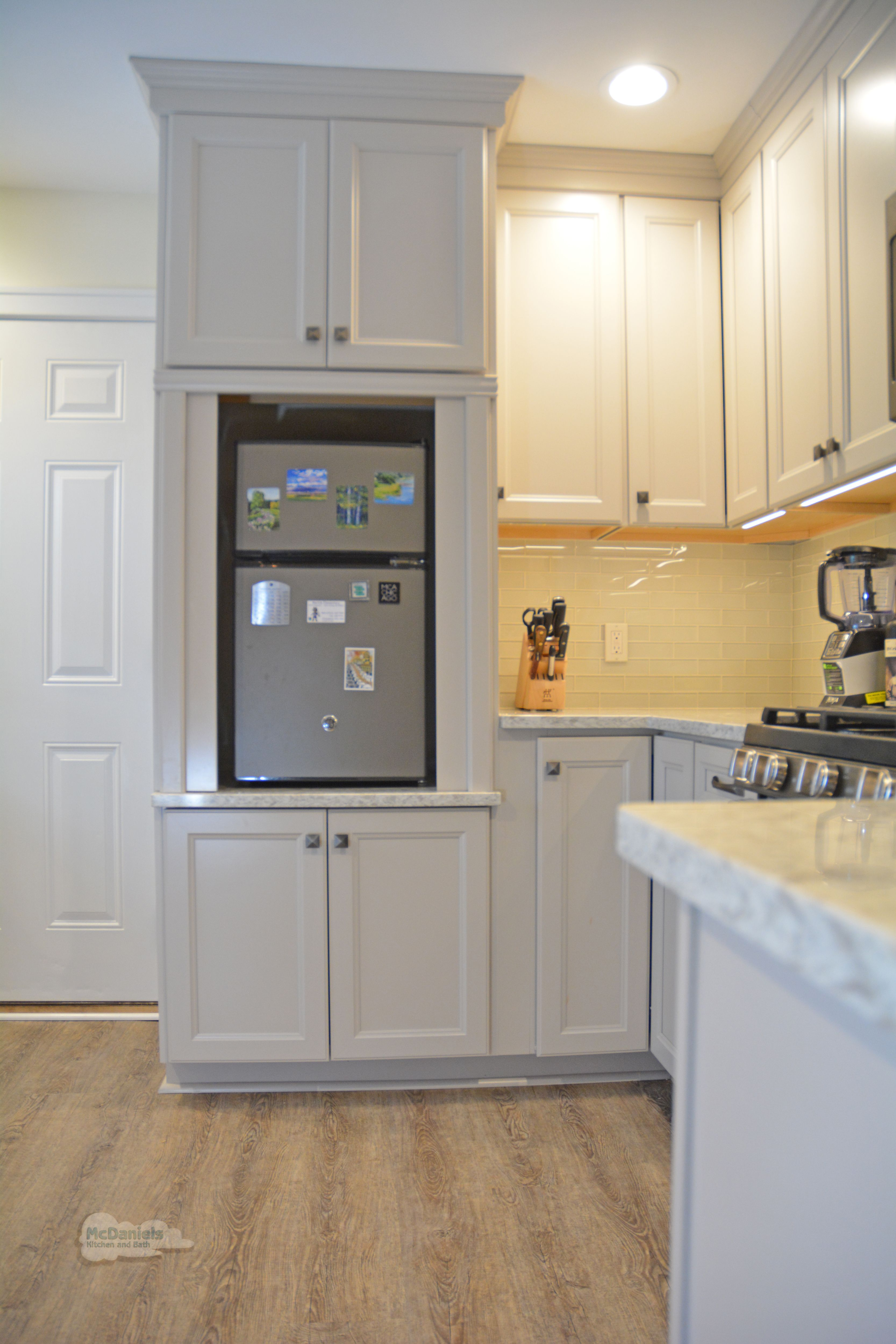 This Kitchen Design In East Lansing Proves That Your Kitchen Style Should Be Personalize Kitchen And Bath Remodeling Kitchen And Bath Laminate Kitchen Cabinets