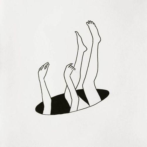 Картинка с тегом «dark, drawing, and girl»