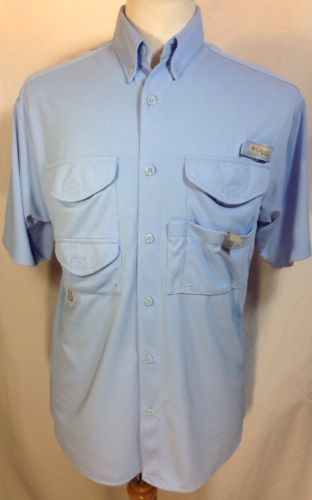 "New Mens Columbia PFG /""Bonehead/"" Vented Long Sleeve Fishing Shirt S-M-L-XL-XXL"