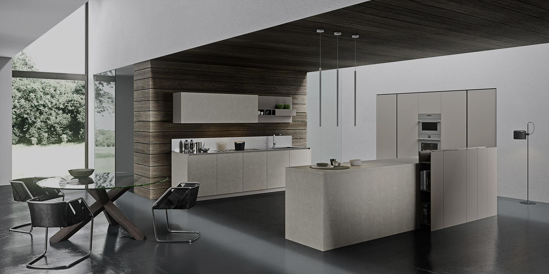 Modern Italian kitchen collection 3.1 by Copatlife. Visit our ...