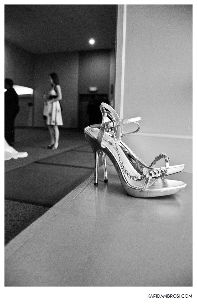 as i said before, the unsung wedding hero. the shoe.