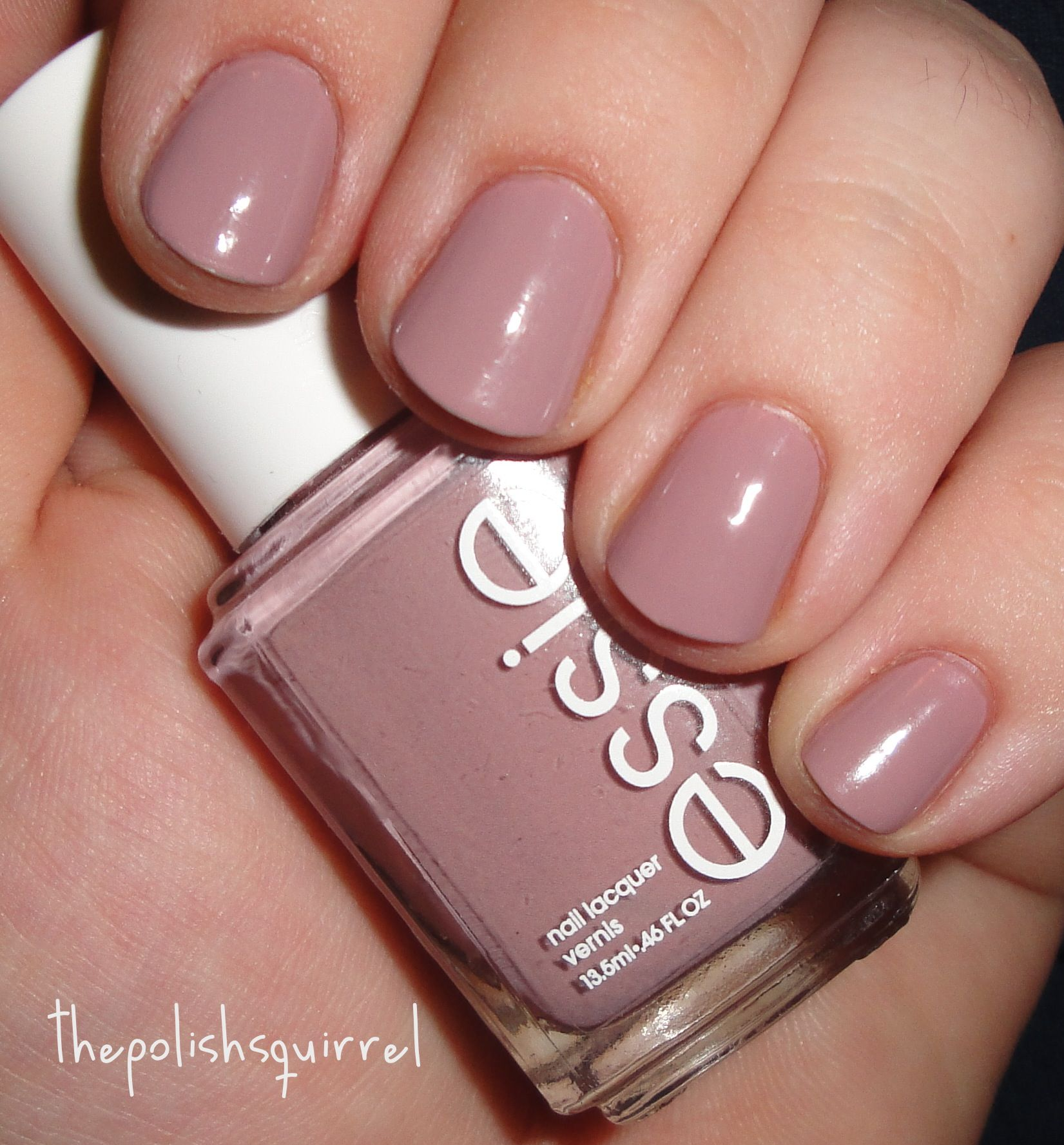Lady Like | Essie colors, Short nails and Essie nail polish