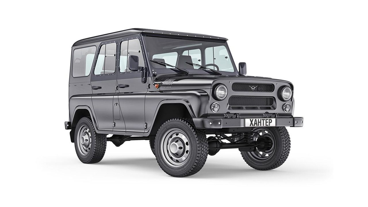 UAZ 3909 - a combination of comfort and efficiency 27
