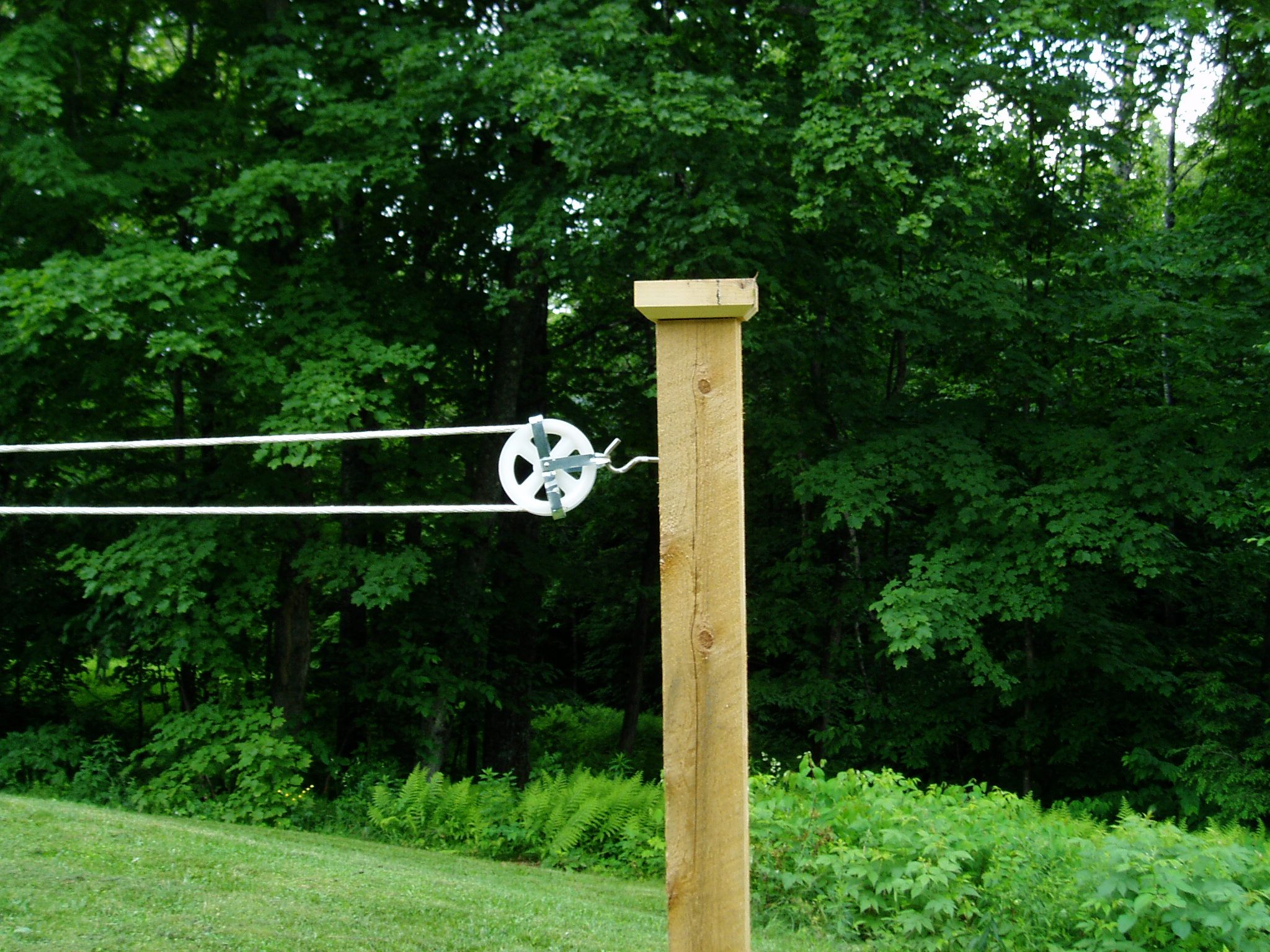 How To Build A Clothesline Extraordinary Vermont Made Clotheslines Wwwsmartdrying  Vermont Products Inspiration
