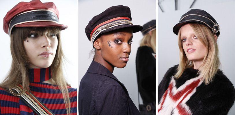 「フェスガール」感覚のヘアとキャップ トミーヒルフィガーの「ロックフェスティバル」がテーマのコレクション|最新ファッショントレンド情報|ファッショントレンド|シュワルツコフ オンライン