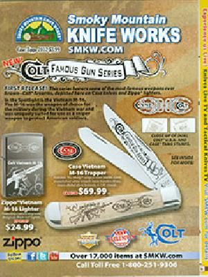 Current Smoky Mountain Knife Works Coupons This page contains a list of all current Smoky Mountain Knife Works coupon codes that have recently .